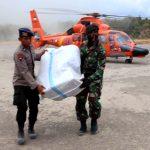 Mensos Kunjungi Korban Gempa di Sumbawa
