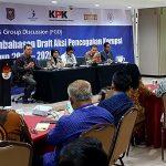 Daerah Terancam Kena Sanksi Jika Tidak Lakukan Pencegahan Korupsi