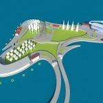 Mahasiswa ITS Rancang Konsep Penjara Terapung Bagi Koruptor