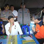 Pimpin Tanggap Darurat Bencana Gempa Lombok, Menko Polhukam Susun Rencana Reaksi Cepat
