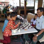 Bocah 7 Tahun, Juara Catur Provinsi Jawa Timur