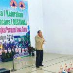 BPBD Provinsi Jawa Timur Identifikasi 29 Wilayah Berpotensi Tinggi Terjadi Bencana