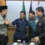 Menko Polhukam Serahkan Koordinasi Penanganan Bencana Pada Gubernur NTB