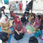 Tanggap Bencana Gempa Lombok, Kementerian PPPA Fokus Pemenuhan Kebutuhan Perempuan dan Anak