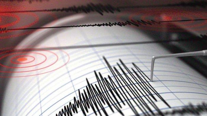 Gempa di Maluku Utara Jenis Dangkal