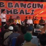Percepat Perbaikan Rumah Korban Gempa Lombok, Presiden Jokowi Serahkan Bantuan Rp. 264 Milyar