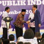 Presiden Jokowi Dorong Generasi Muda dan Pendidik Tingkatkan Kualitas Diri