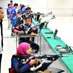 Presiden Jokowi Tinjau Kesiapan Atlet Indonesia untuk Asian Para Games 2018