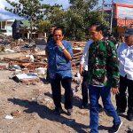 Tiba di Palu, Presiden Jokowi Langsung Gelar Rapat Terbatas