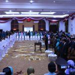 Lantik 12 Bupati dan Wali Kota, Gubernur Jatim Ingatkan Fokus Pembangunan Daerah Mengacu Visi Misi Presiden