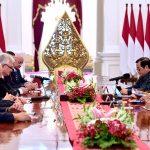 Bertemu Delegasi Ceko, Presiden Jokowi Ucapkan Terima Kasih untuk Dukungan Ceko di PBB