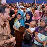 Presiden Jokowi Serahkan Langsung 10.000 Sertifikat Hak Atas Tanah di Tangerang