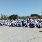 Ribuan GTT/ PTT di Ponorogo Lakukan Aksi Doa Bersama