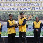 Peringati Hari Lingkungan Hidup, Wagub Jatim Ajak Masyarakat Wujudkan Gerakan Bersih Pantai