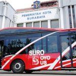 Bank Sampah Ngagel Tolak Penukaran Tiket Bus Suroboyo