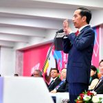 Presiden Jokowi Resmi Buka Asian Para Games 2018