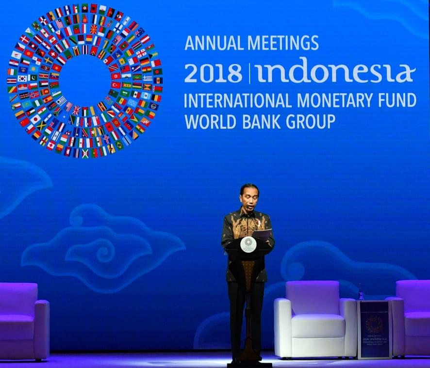 Presiden Jokowi Ingatkan Regulasi Tak Boleh Hambat Inovasi