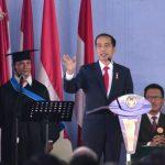 Presiden Jokowi Ingatkan Agar Rivalitas Tak Bersifat Destruktif