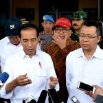 Presiden Jokowi Pimpin Rapat Rehabilitasi dan Rekonstruksi di Lombok