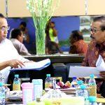 Menhub Siap Kembangkan Transportasi Laut di Jawa Timur