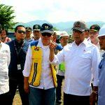 Menko Polhukam Tinjau Pelaksanaan Masa Transisi Tanggap Darurat-Rekonstruksi di Palu