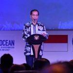 Presiden Jokowi Serukan Dunia Internasional Kelola Laut Secara Berkesinambungan