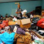 Dinsos Kota Kediri, Himbau Masyarakat Sumbang Pakaian Layak Pakai Bagi Korban Bencana