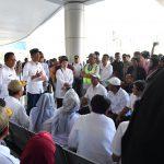 Presiden Jokowi Pastikan Kebutuhan Dasar Warga Berangsur Terpenuhi