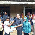 Pengungsi Gempa Palu di Ponorogo Mendapatkan Bantuan