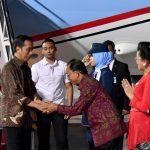 Presiden Jokowi Jalani Sejumlah Agenda Pada Kunjungan ke Bali