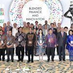 Presiden Jokowi Ajak Delegasi Berbagai Negara Berbahagia di Indonesia
