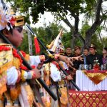 Presiden Jokowi Buka Karnaval Budaya Bali di Nusa Dua