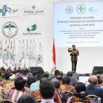 Presiden Jokowi Dorong Rumah Sakit Antisipasi Perubahan Global