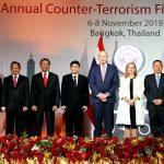 Menko Polhukam Tegaskan Pentingnya Kerja Sama Antar Negara Potong Dana Teroris