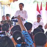 Presiden Jokowi Yakinkan 7 Mimpi Anak Bangsa Dapat Terwujud Dengan Bersatu dan Optimis