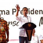 Bertemu Petani Lampung, Presiden Jokowi Sampaikan Pentingnya Fungsi Bendungan