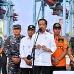 Presiden Jokowi Apresiasi Kerja Cepat Tim Pencarian Korban Lion Air JT-610