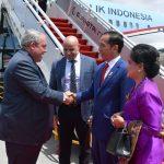 Presiden Joko Widodo Hadiri KTT APEC di Papua Nugini