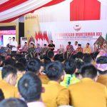 Presiden Jokowi Yakin Anak-Anak Muda Berani Bersaing