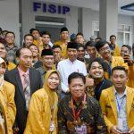 Presiden Jokowi Hadiri Pembukaan Muktamar XXI IPM