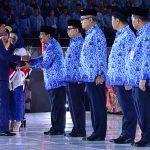Presiden Jokowi Apresiasi Peran Penting ASN Dalam Pembangunan Nasional