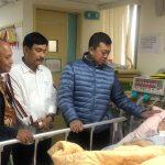 Pemerintah Fokus Perawatan Shinta, TKI Sakit di Taiwan