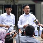 Bertemu Yusril, Presiden Jokowi Bahas Ketatanegaraan