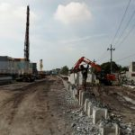 Pembangunan MERR Sisi Ruas Timur Surabaya Capai 70 Persen