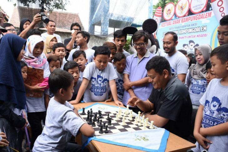 Festival Anak di Kediri