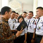 Presiden : Peran Satpam Bukan Hanya Untuk Pengamanan, Tapi Sekaligus Wajah Institusi