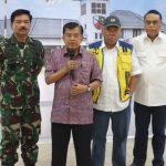 Tangani Bencana di Pandeglang dan Lampung, Kementerian PUPR Kerahkan Alat Berat dan Kebutuhan Sanitasi