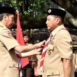 Budi Waseso Dilantik Jadi Ketua Kwarnas Pramuka