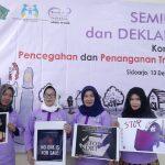 Deklarasi Komunitas Pencegahan dan Penanganan Trafficking