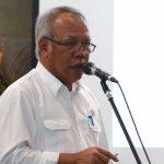 Menteri PUPR: Pengelolaan Sumber Daya Air Berdampak Pada Ketahanan Nasional